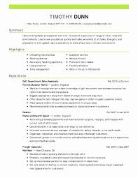 Customer Service Job Resume Objective Resume Template