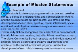 Stephen Covey  Sample Mission Statements   Mission Vision     What s Your Mission Statement   Free Template   Joelle Charming