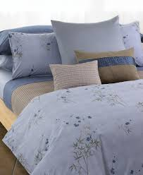 bamboo flower corded block coverlet calvin klein