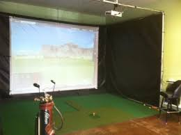best home golf simulator. Personal Pro TGC Ultimate Golf Simulator Systems With 70k Courses Best Home