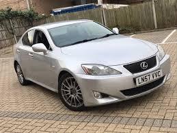 lexus is 250 2007 white. 2007 lexus is 250 25 petrol manual saloon silver good drive mot cheap family car not lexus is white