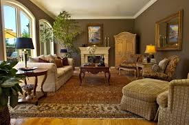 traditional living rooms with oriental rugs painted living room traditional with gold mirror oriental rug oriental rug