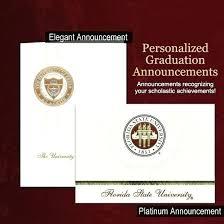 Elegant Graduation Announcements College Graduation Announcement Template Tellers Me