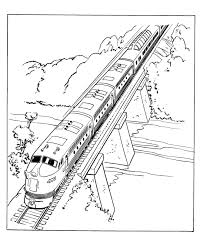 This is also your opportunity to make coloring a learning experience. Free Coloring Pages Of Trains Coloring Home