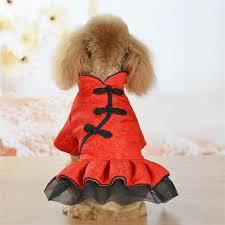 Online Shop Summer <b>dog pet Wedding Dress Pet</b> Small <b>Dogs</b> cat ...