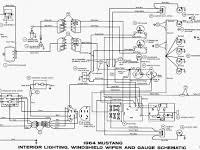 wiring diagrams 1964 mustang wiring diagrams schematic