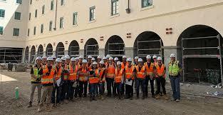 Clark's SDSU Alumni Prepare Next Generation of Students for Careers in  Construction | Clark Construction