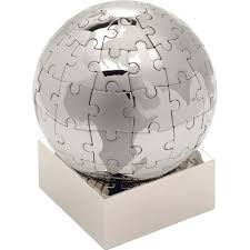 Puzzle Globe Logo Globe Puzzle Atlanta Logo Wear Promotional Products