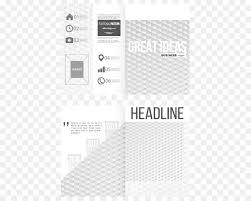 euclidean vector brochure al book cover design