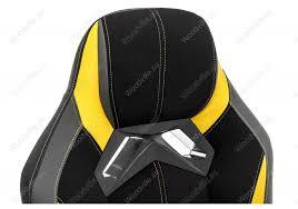 <b>Компьютерное кресло</b> Bens черное / серое / желтое — купить ...