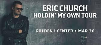 Eric Church Cleveland Seating Chart Eric Church Golden1center