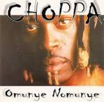 Omunye Nomunye album by Choppa