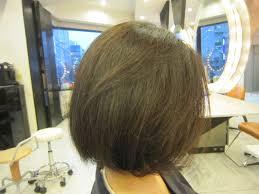 40代ボブスタイル 着物のために 40代50代60代髪型表参道美容室青山