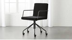 unique office chair. Rouka Black Velvet Office Chair Unique