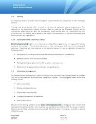 Employee Handbook Template Company Personnel Samples Images Of ...