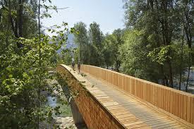 Garden Bridge Design And Construction Gallery Of 15 Innovative Pedestrian Bridges And Their