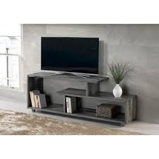 Modern Solid Wood TV Stand Console Distressed Tv Stand I58