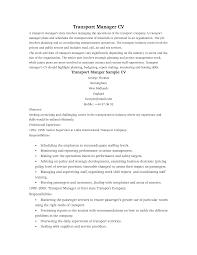 template template outline sample transportation management resume wonderful sample transportation manager resume transportation operations manager sample transportation management resume