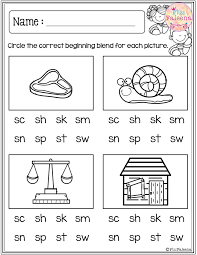 The 25+ best Blends worksheets ideas on Pinterest | Phonics ...