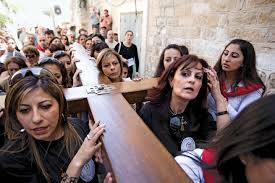 Image result for persecution of christians in middle east