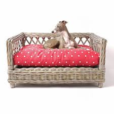 trendy dog beds chevron dog bed buy luxury dog beds from lion