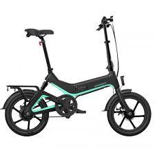 Samebike JG 7186 <b>Electric Moped</b> Bicycle 250W Max 25 Degree ...