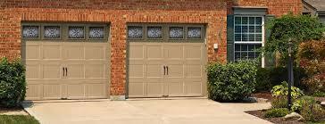 garage door insertsCarriage House DoorsPremium Value Stamped Steel  Ideal Garage Doors