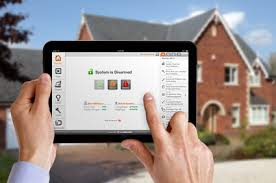 interactive security services mobile app home automation system and home security apps i97