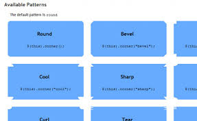 awesome html table rounded corners of 25 beautiful css image effects
