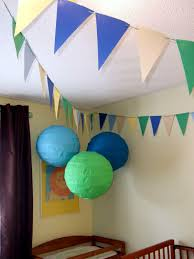Room Decorating With Paper Baby Room Decorating Ideas With Paper Lanterns Interior Design