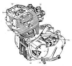 image gallery motorcycle engine diagram