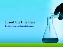 Science Powerpoint Template Free Chemistry Powerpoint Template Free