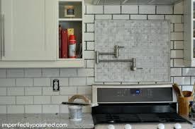 How To Grout Tile Backsplash Custom Decoration