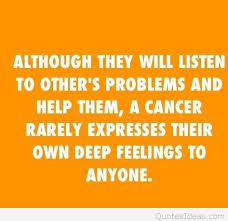 Quotes About Cancer Beauteous Cancer Zodiac Quotes Cards Tumblr 48