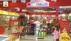 TOP 5 cửa hàng đồ chơi trẻ em tại Hà Nội CHẤT LƯỢNG nhất