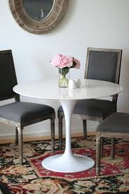marble tulip dining table marble tulip table rove concepts review marble dining table pink peonies replica marble tulip