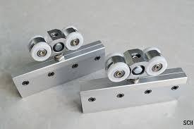 sliding glass door rollers aluminum sliding door rollers sichuan hardware