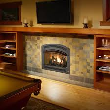 add a gas fireplace to your home fireplace