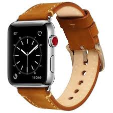 compatible with apple watch band 42mm 44mm mkeke genuine leather iwatch for