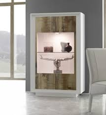 living room display cabinets. striking nuvola display cabinet in pear wood effect and matt white finish optional light living room cabinets a