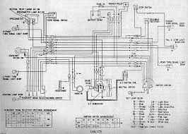 early 6 volt c70 converting to 12 volt electric start wiring diagram for the c70 image