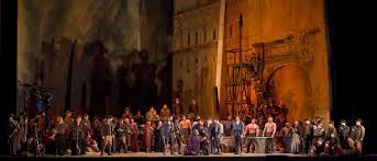 Into the Fire - Metropolitan Opera