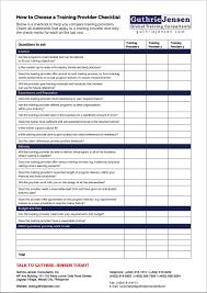 Insights The Guthrie Jensen Blog Checklist Cover Insights