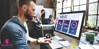 Resultado de imagen para Contar con una página web propia en los nuevos negocios