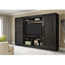 grey entertainment center. Rifle Entertainment Center For TVs Up To 60 On Grey