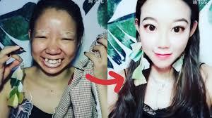 unbelievable asian makeup transformation challenge pilation 1