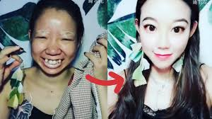 unbelievable asian makeup transformation challenge pilation 1