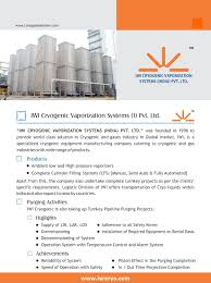 Ambient Air Vaporizer Design We Offer The Best Quality Cryogenic Equipment Includes