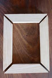 how to make homemade wooden picture frames framesite co