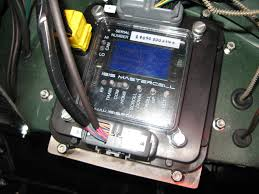 install in an mga bull infinitybox mastercell located under the dash in an mga